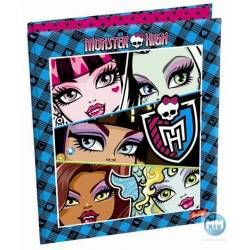 Segregator A5, MONSTER HIGH St.Majewski