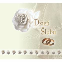 Etui na płyty CD/DVD, CDCOVER- Wedding Day - 10szt.