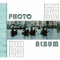 Etui na płyty CD/DVD, CDCOVER- Photo Venice - 10szt.