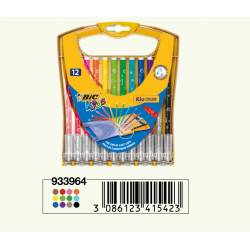 Flamastry 12kol KID COULEUR RAINBOW 933964