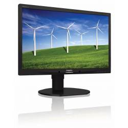 "Monitor Philips 22"" 220B4LPYCB/00 VGA DVI USB"