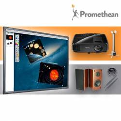 Tablica Promethean 78 Touch DryErase - Zestaw 1 (el. 1/6)