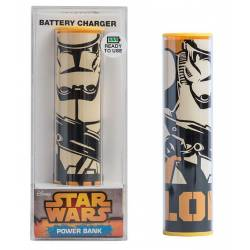 Powerbank Genie Star Wars Clone Trooper Tribe 2600mAh