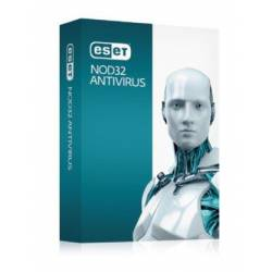 ESET NOD32 Antivirus 1 user, 12 m-cy, upg, BOX