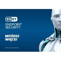 ESET Endpoint Security Client 10 user, 12 m-cy, BOX