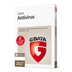 G DATA Antivirus BOX 3PC 1 ROK