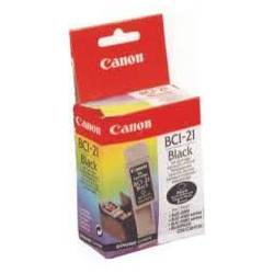 Tusz Canon BCI21BK do BJC-4000/4100/4200, 225 str., black