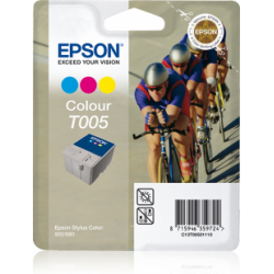 Tusz Epson T003 do Stylus Color 900/900N/980, 67ml, CMY