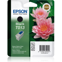 Tusz Epson T013 do Stylus C-20SX/20UX/40UX, 10ml, black