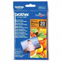 Papier Brother 20 sheets glossy 10cm x 15cm
