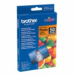 Papier Brother 50 sheets glossy 10cm x 15cm