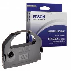 Taśma Epson do LQ-670/680/860/1060/2500/2550 , 2 mln znak., black