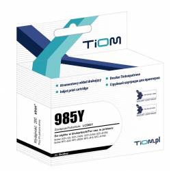 Tusz Tiom do Brother LC985, DCP-J125/MFC-J415W, yellow