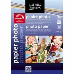 Papier fotograficzny photo glossy 200 g/m2 A4, 25 ark./op.