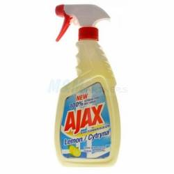Płyn do szyb Ajax Lemon 500ml anti-fog