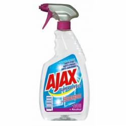 Płyn do szyb Ajax super effect 500ml anti-fog