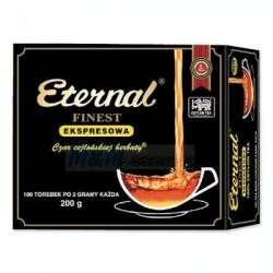Herbata ETERNAL expres finest 100 szt