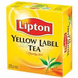Herbata Lipton yellow label (100 saszetek)