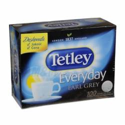 Herbata Tetley Everyday Black Tea 100 Torebek