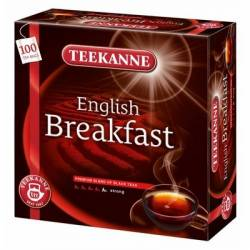 Herbata Teekanne Czarna English Breakfast (100 torebek)