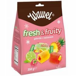 Wawel Galaretki Fresh & Fruity 280g Bn
