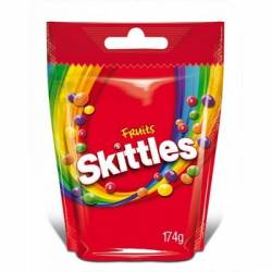 Cukierki Skittles Fruits 174g