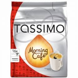 Kawa Tassimo Morning Cafe 124, 8g