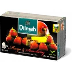 Herbata Dilmah - mango & strawberry tea (20 torebek)